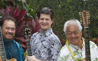Guest Artists – Masters of Hawaiian Music