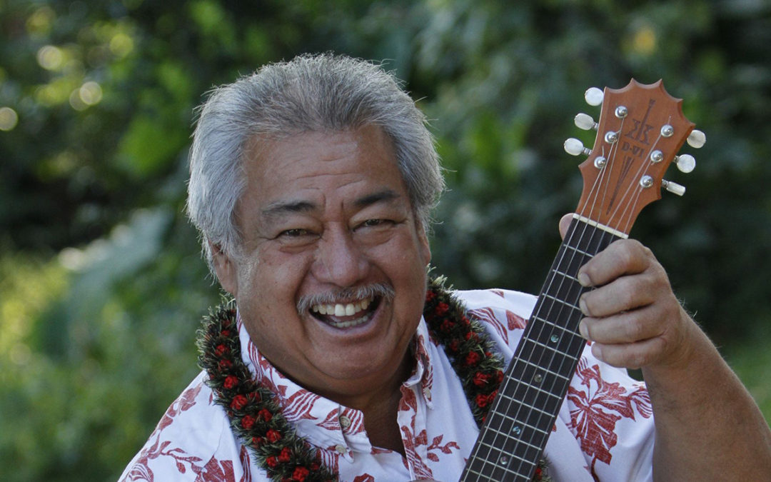 George Kahumoku Jr. – Masters of Hawaiian Music – 2019-20